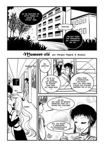 Moment clé - Page 01
