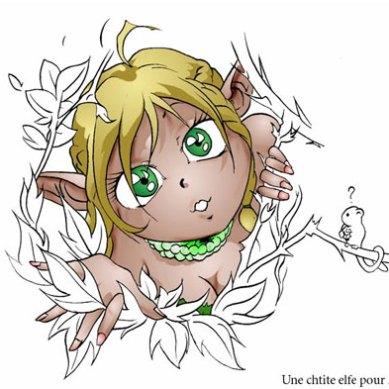 My elf woman