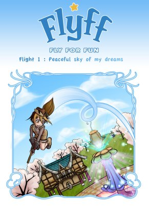 Fly for fun - Chapter 01 - cover