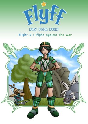 Fly for fun - Chapter 02 - cover