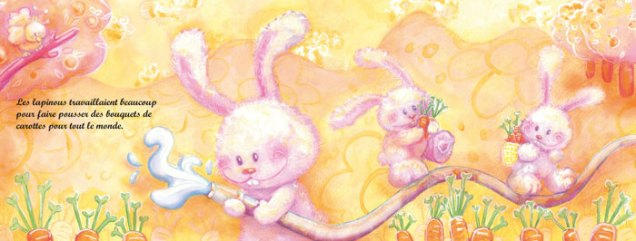 Rêves de lapinou - Double page 2