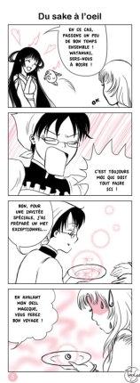 Uni - Page 05 - xxxHolic - Du sake à l'oeil