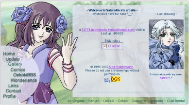 SaturnAlice - 2002-02