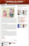 Press - Interview in Journal du Japon