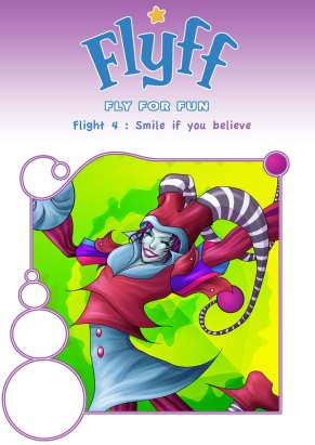 Fly for fun - Chapter 04 - cover