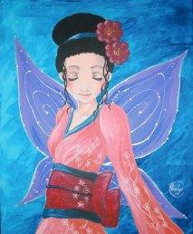 Fairy kimono