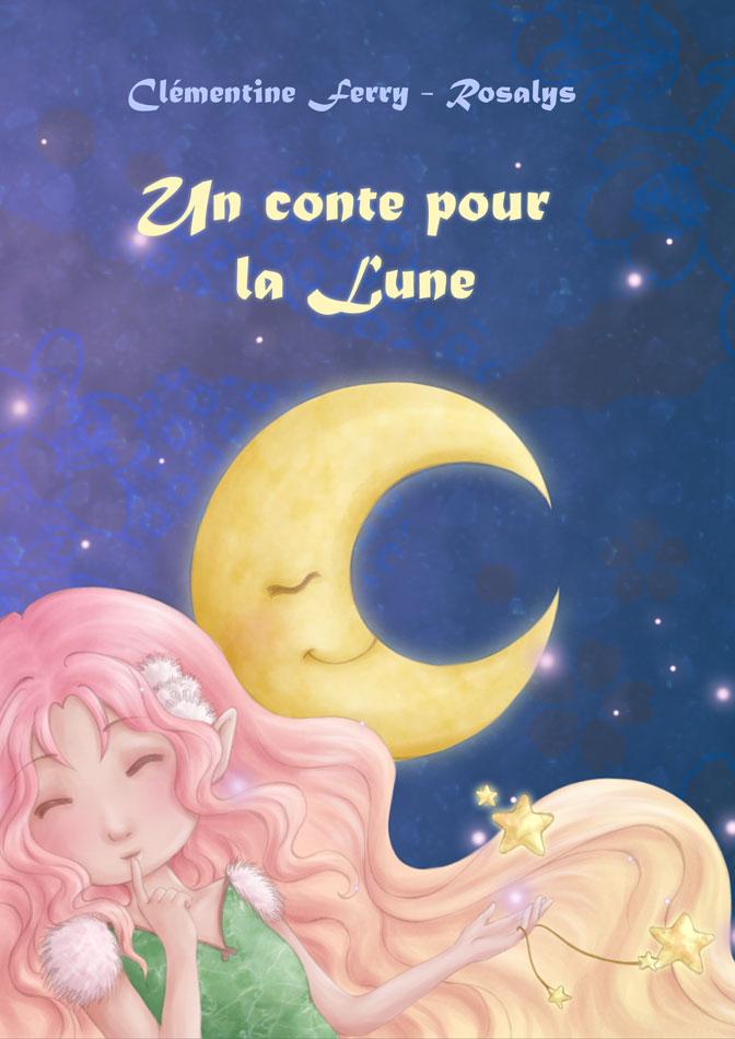 Un conte pour la Lune - cover