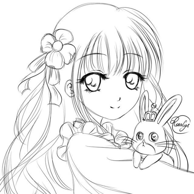 Chiya【Is the Order a Rabbit?】• 千夜【ご注文はうさぎですか?】