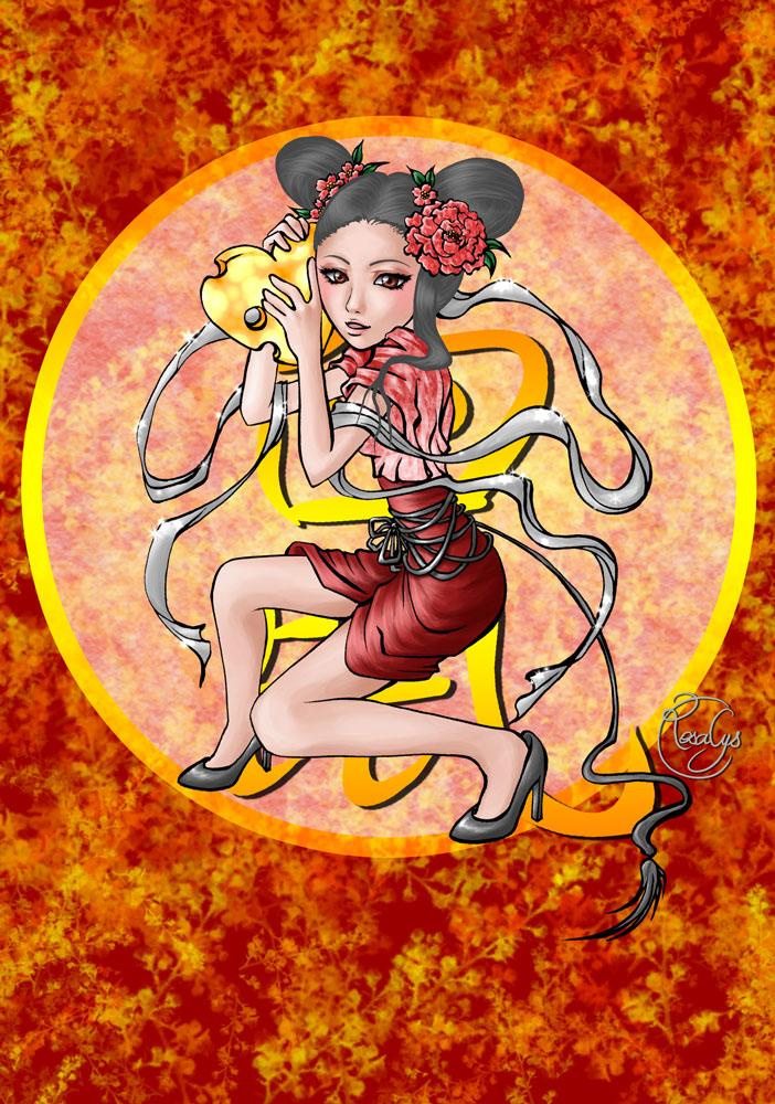 Chinese new year - Rat