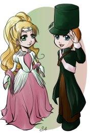 Daisuke & Princess Marina