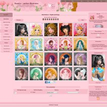 Rosalys ~ author-illustrator - gallery