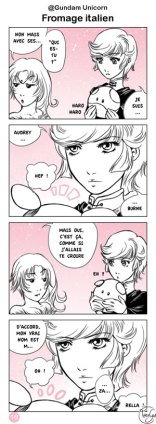 Uni - Page 16 - Gundam Unicorn - Fromage italien