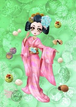 Wagashi・和菓子