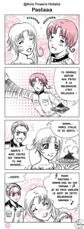 Uni - Page 20 - Axis Powers Hetalia - Pastaaa