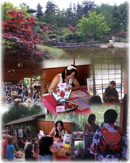 2010 : Festival of japanese culture Passion-Japon (Nantes, FRANCE)
