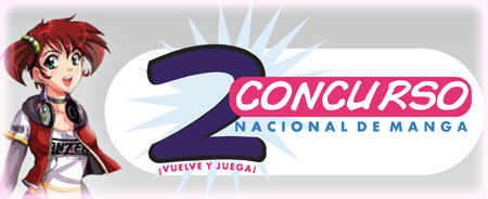 2010 : National contest of manga (COLOMBIA)