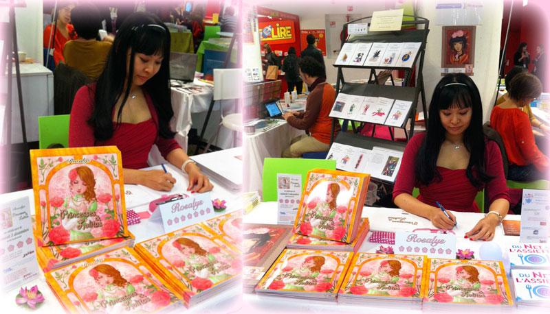 2011 : Children's book fair Seine-Saint-Denis (Paris-Montreuil, FRANCE)