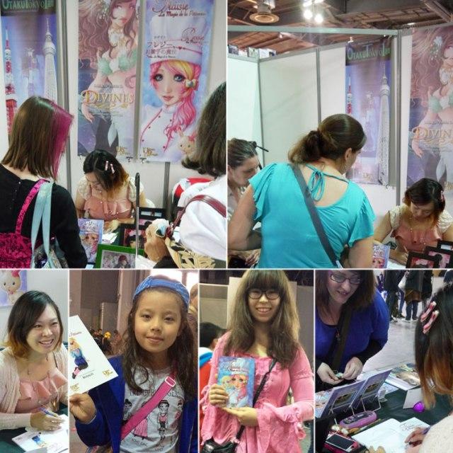 "Salon ""Paris Manga"" (Paris, FRANCE) : 05-06 Oct 2013"