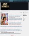 JMF Comics : Site web sur la BD (EN) 2014