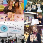 Salon du Livre de Paris (Paris, FRANCE) : 21 Mar 2014