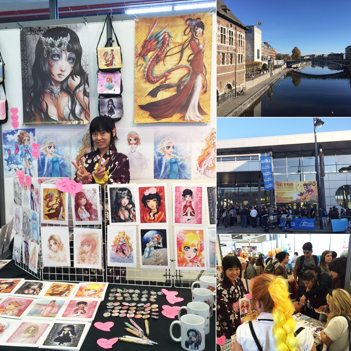 Festival Retro Made in Asia (Namur, BELGIUM): Oct 31-Nov 1, 2015