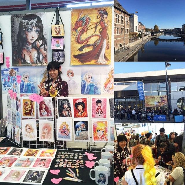 Festival Retro Made in Asia (Namur, BELGIQUE) : 31 oct-1 nov 2015