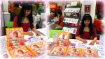 Signing session at the Children's book fair Seine-Saint-Denis (Paris-Montreuil)
