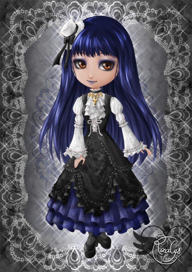 Lolita fashion - Elegant Gothic Aristocrat