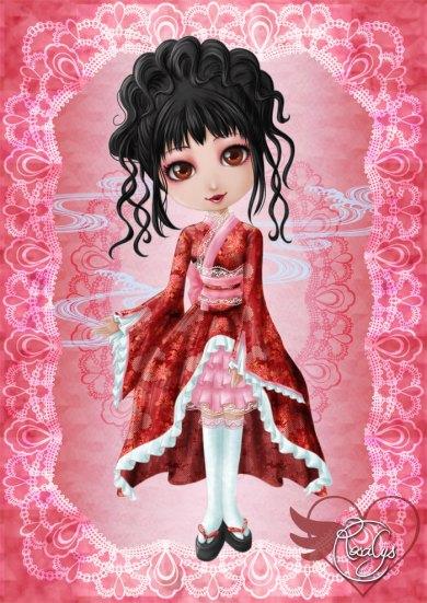 Lolita fashion - Wa Lolita