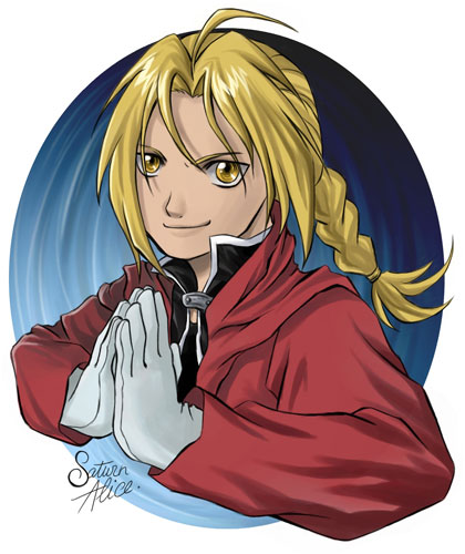 Full metal alchemist - Edward Elric