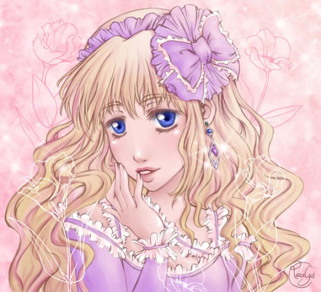 Macross Frontier - Sheryl Nome
