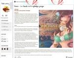 Book-worm : Blog littéraire (FR) 2014