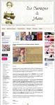 Les chroniques de Johanne : Blog littéraire (FR) 2014