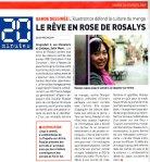 20 minutes: Newspaper (FR) 2009