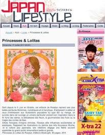 Press - Japan lifestyle