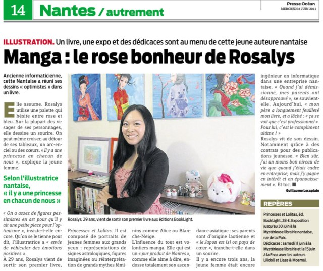 Press - Newspaper Presse océan