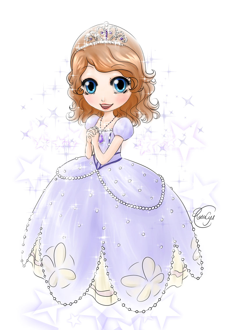 Princesse Sofia • Sofia the First • ちいさなプリンセス ソフィア