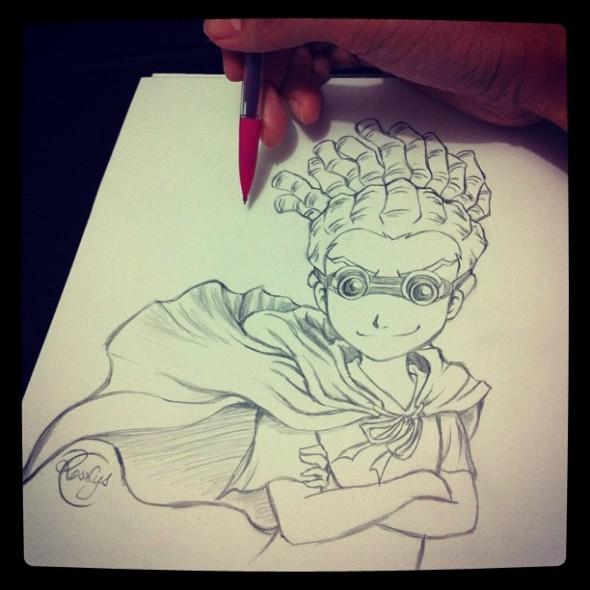 Inazuma eleven – Kidô Yûto (Jude Sharp)