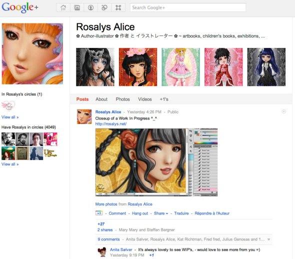 WIP-rosalys-google-plus