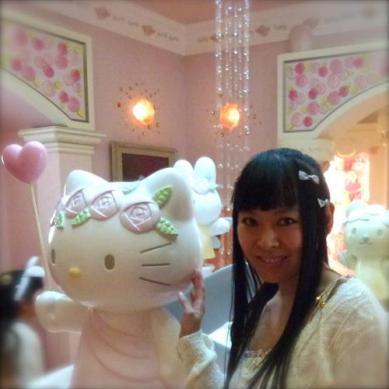 私の誕生日に、私は世界で一番可愛いの場所にいました!キティちゃんとピューロランドで♡✧。(⋈◍>◡<◍)。✧♡ On my birthday, I was at the cutest place ever in the world! At Puroland with Hello Kitty!