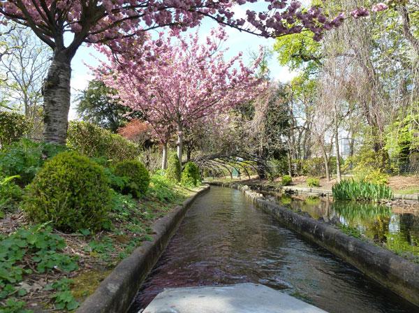 Le Jardin Japonais Au Jardin D Acclimatation A Paris La Riviere