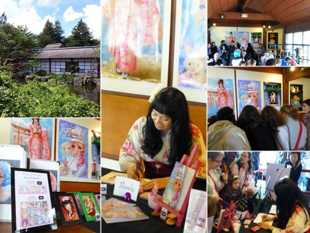 """Salon """"Passion Japon"""" (Nantes, FRANCE) : 23-24 Jun 2012"""