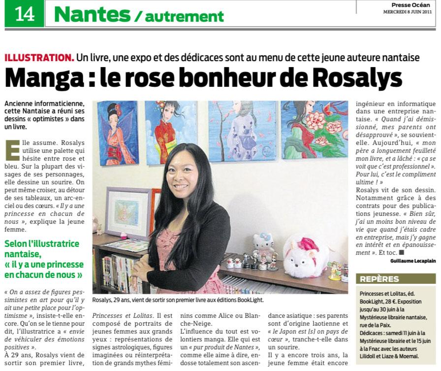 Presse Océan : Journal (FR) 2011