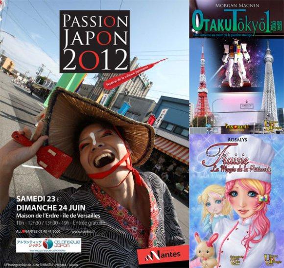 passion-japon-2012-dedicaces-otaku-tokyo-isshukan-fraisie