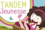 Tandem jeunesse – Projet 8 (événement coordonnant 200 auteurs et illustrateurs pour créer des projets jeunesse) : 2010