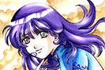 Purple oekaki (oekaki board) : 2003