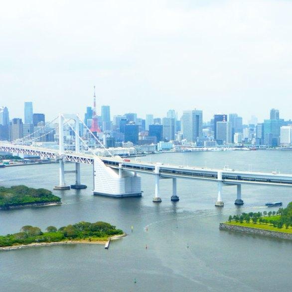 フジテレビ日本の放送から景色です、レインボーブリッジや東京タワーを見えます!この東京の景色がいちばんきれいだとおもいます♡ Overlooking the Rainbow Bridge and Tokyo Tower from Fuji TV Japan Broadcast. This is the most beautiful view of Tokyo I've ever seen!