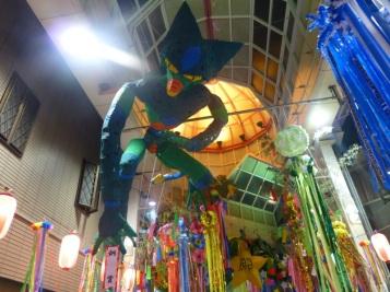 Asagaya Tanabata matsuri 2012 - Cell - Dragonball Z