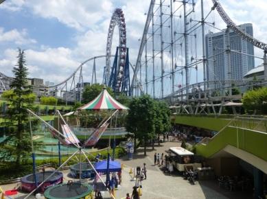 Tôkyô dome attractions