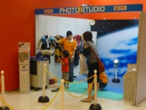 Photo studio Go-Busters